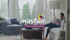 Wayfair offers consumers in Canada a new online shopping experience for home furnishings and decor with unmatched selection.